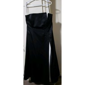 Black and White Formal Dress Size 20